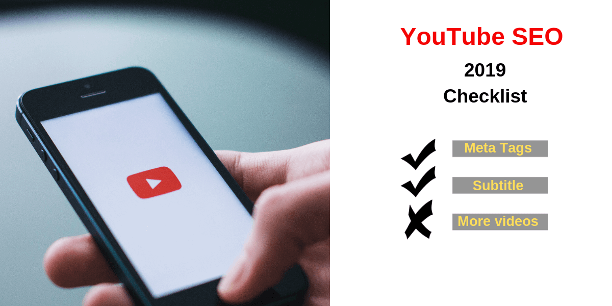 youtube seo 2019